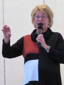 Kerstin Forsberg berättar