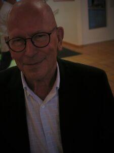 Åke Sundby vice ordförande i förbundet