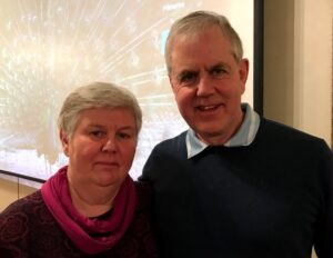 Stina och Göran Ryman